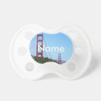 San Francisco Golden Gate BooginHead Pacifier