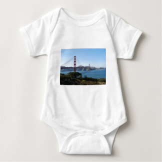 San Francisco Golden Gate Bridge Baby Bodysuit