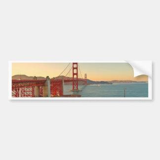 San Francisco Golden Gate Bridge Bumper Sticker