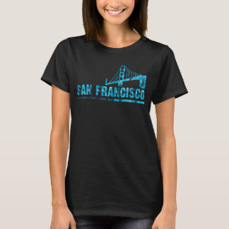 San Francisco Golden Gate Bridge California T-Shirt