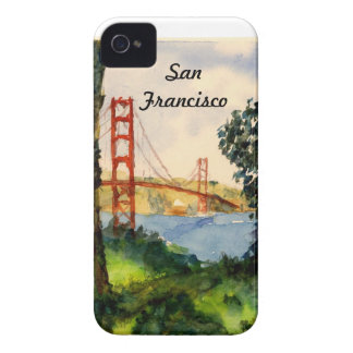 San Francisco Golden Gate Bridge Case iPhone 4 Cover