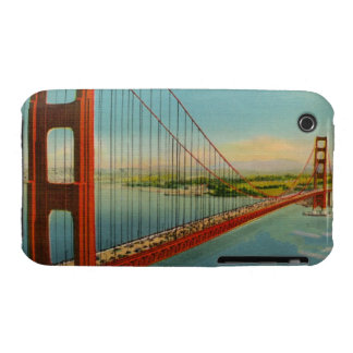San Francisco Golden Gate Bridge Case-Mate iPhone 3 Cases