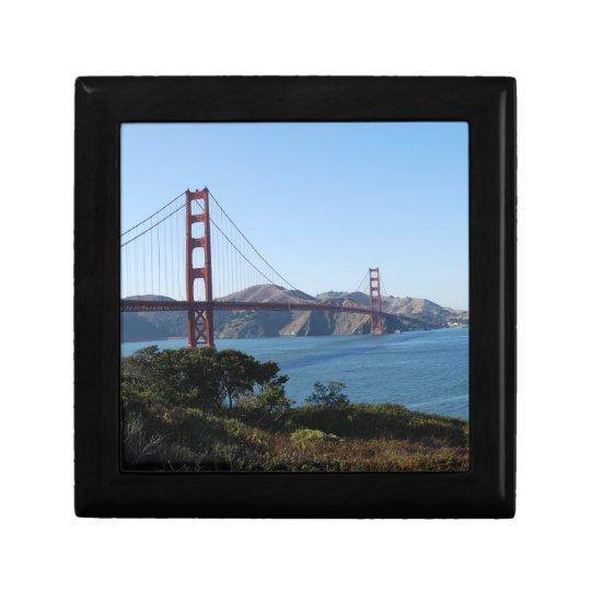 San Francisco Golden Gate Bridge Gift Box