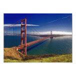 "San Francisco Golden Gate Bridge 5"" X 7"" Invitation Card"