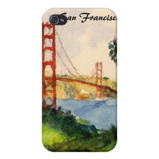 San Francisco Golden Gate Bridge iPhone Case iPhone 4/4S Cover