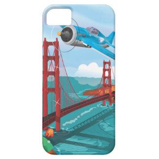 San Francisco Golden Gate Bridge iPhone SE/5/5s Case