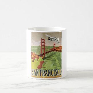 San Francisco Golden Gate Bridge Magic Mug