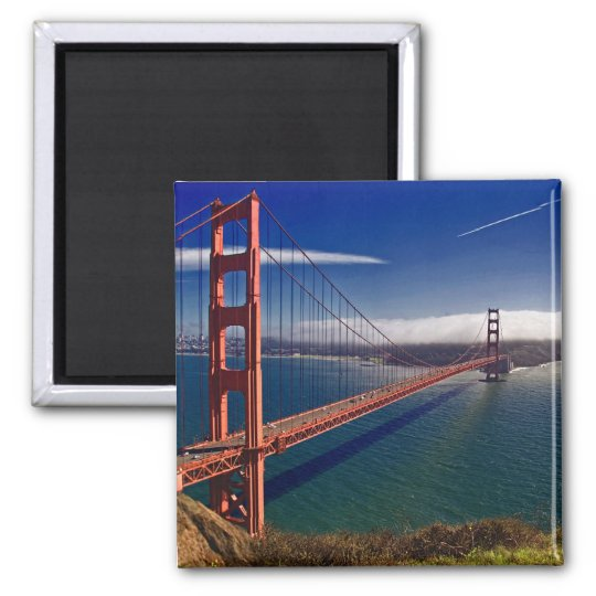 San Francisco Golden Gate Bridge Magnet