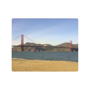 San Francisco Golden Gate Bridge Metal Print