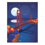 San Francisco Golden Gate Bridge Post Cards