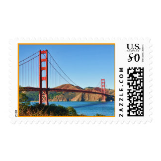 San Francisco Golden Gate Bridge Postage