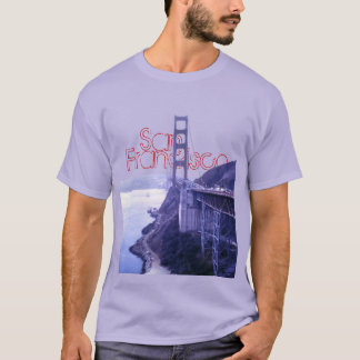 San Francisco Golden Gate Bridge Tee