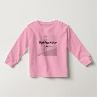 San Francisco Golden Gate Bridge Toddler T-shirt