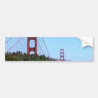 San Francisco Golden Gate Bumper Sticker
