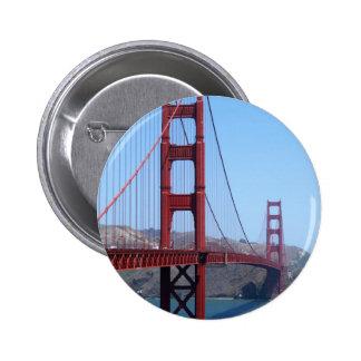 San Francisco Golden Gate Buttons