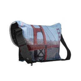 San Francisco Golden Gate Messenger Bag