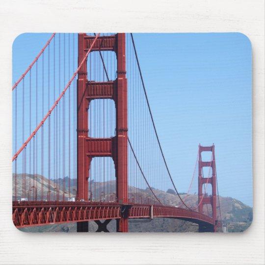 San Francisco Golden Gate Mouse Pad