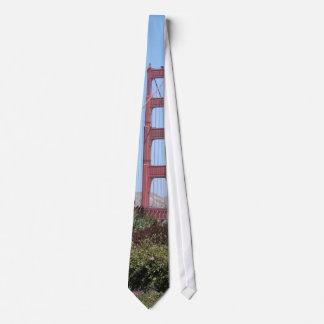 San Francisco Golden Gate Neck Tie