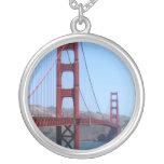 San Francisco Golden Gate Necklace