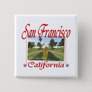 San Francisco Golden Gate Park Pinback Button