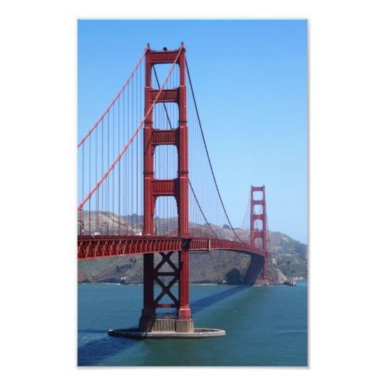San Francisco Golden Gate Photo Print