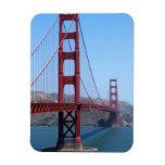 San Francisco Golden Gate Rectangular Photo Magnet