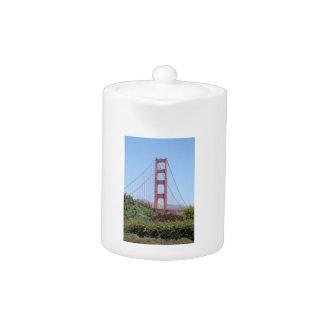 San Francisco Golden Gate Teapot