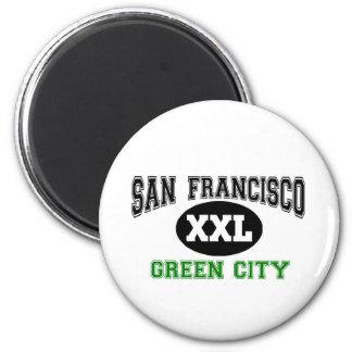 San Francisco, Green City Magnet
