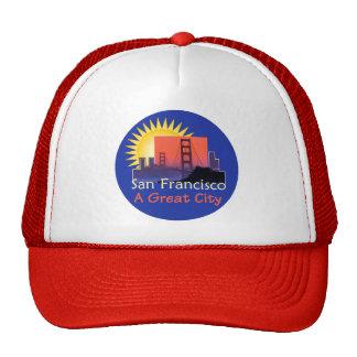 SAN FRANCISCO Hat