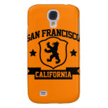 San Francisco Heraldry Galaxy S4 Cases