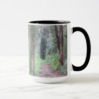 San Francisco Hiking Trail Mug