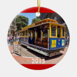 San Francisco Holiday Ornament