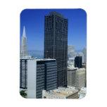 San Francisco, horizonte del distrito financiero Imanes De Vinilo