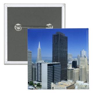 San Francisco, horizonte del distrito financiero Pin