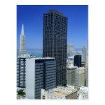 San Francisco, horizonte del distrito financiero Postal