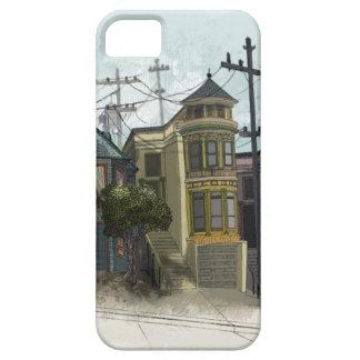 San Francisco ilustrado distrito creativo iPhone 5 Case-Mate Coberturas