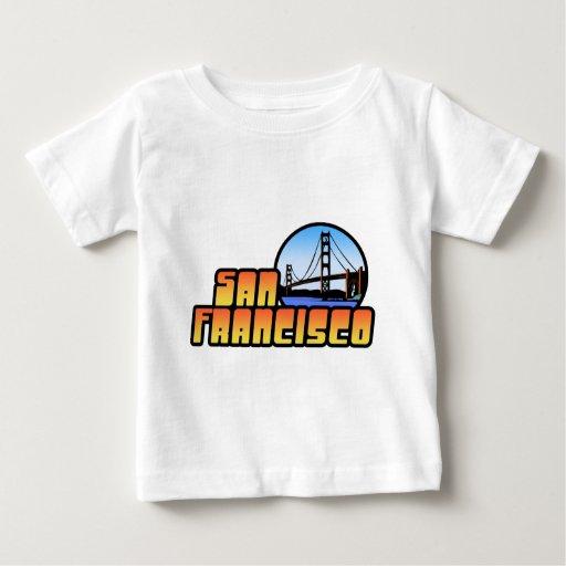 San Francisco Infant T-shirt