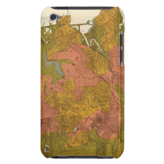 San Francisco intensity of earthquake Barely There iPod Cover