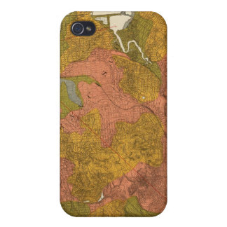 San Francisco intensity of earthquake iPhone 4/4S Cover