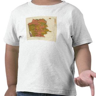 San Francisco intensity of earthquake Tee Shirts