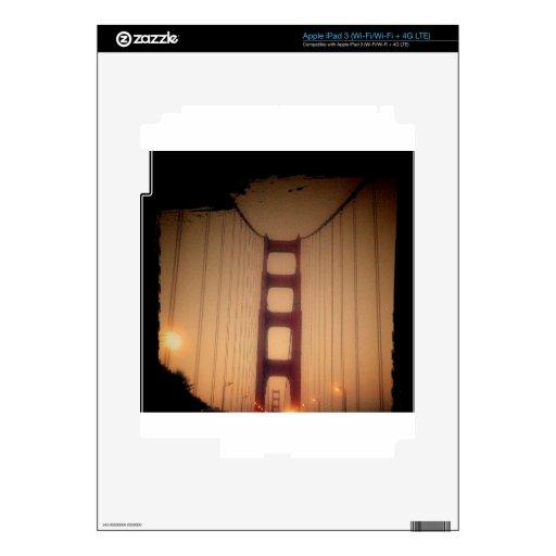 SAN FRANCISCO iPad 3 SKIN