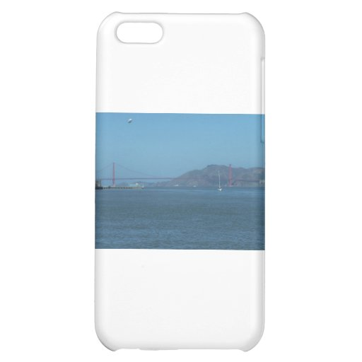 san francisco iPhone 5C cover
