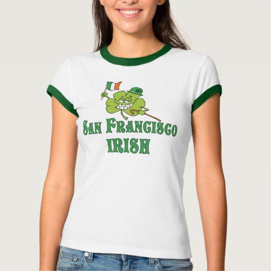 San Francisco Irish T Shirt