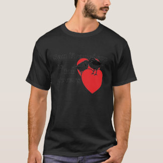 San Francisco is for Plovers - Hearts 2 T-Shirt