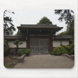 San Francisco Japanese Tea Garden #4 Mousepad