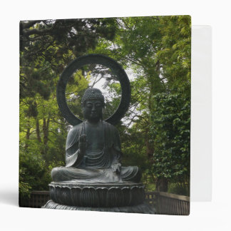 San Francisco Japanese Tea Garden Buddha Binder