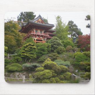 San Francisco Japanese Tea Garden Mousepad