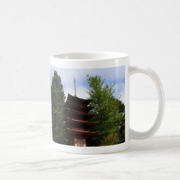 everydaylifesf San Francisco Japanese Tea Garden Mug
