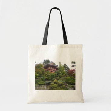 everydaylifesf San Francisco Japanese Tea Garden Tote Bag