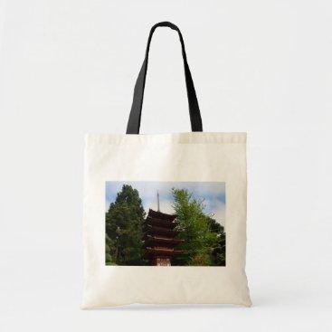 everydaylifesf San Francisco Japanese Tea Garden Tote Bag
